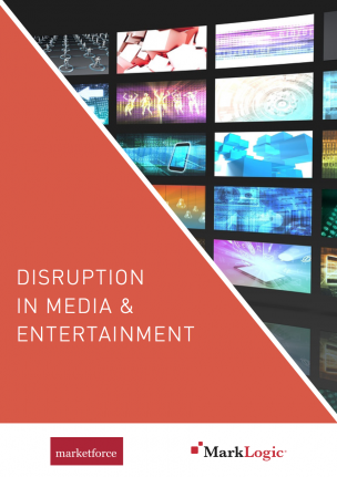 Disruption in Media & Entertainment