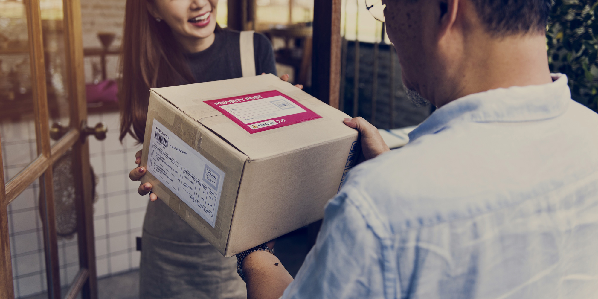 Encouraging agility in delivery: innovation in post & parcels