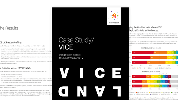 How VICE used market insights to launch VICELAND TV