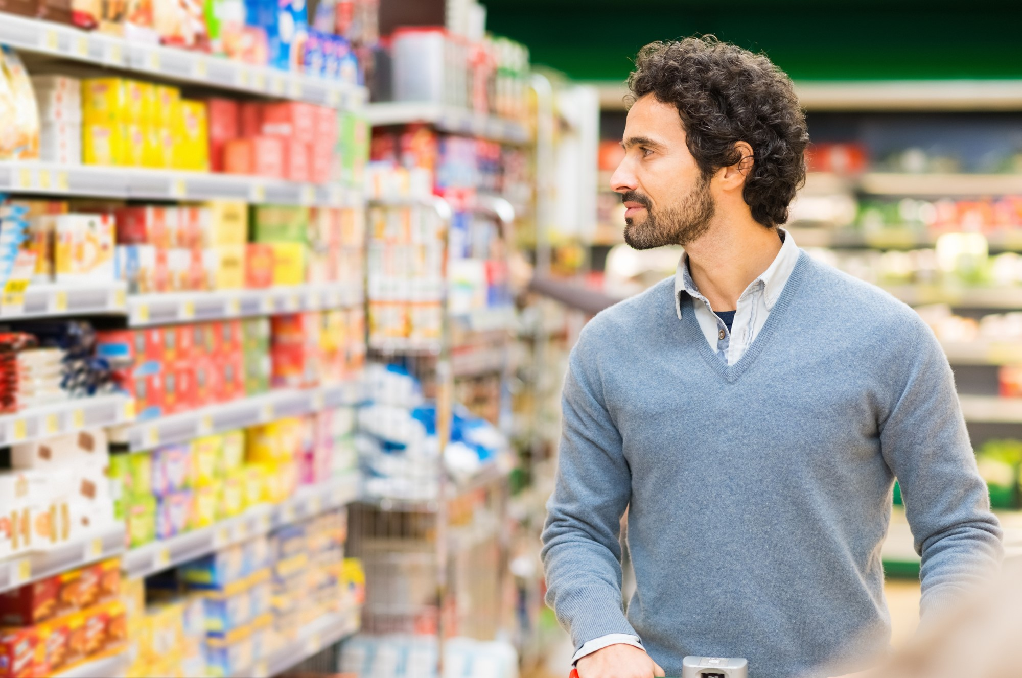 Tackle grocery disruption with faster speed to insight