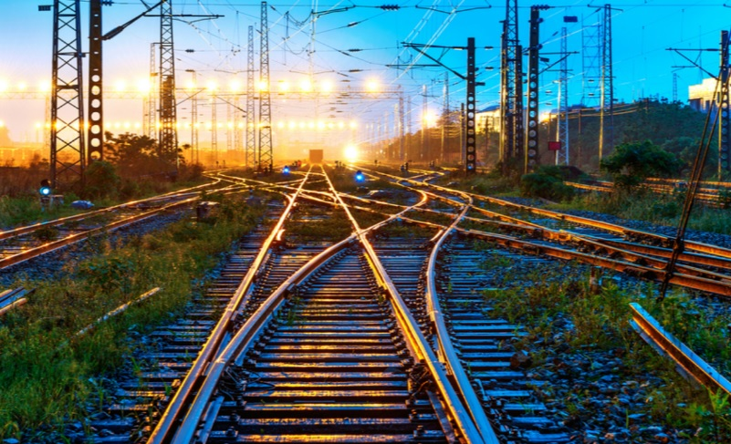 Developing smart rail infrastructure