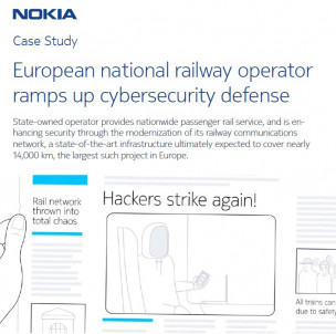 European national railway operator ramps up cybersecurity defense