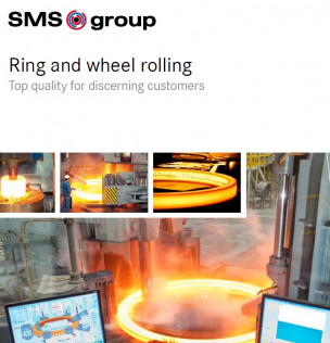 Ring and Wheel Rolling