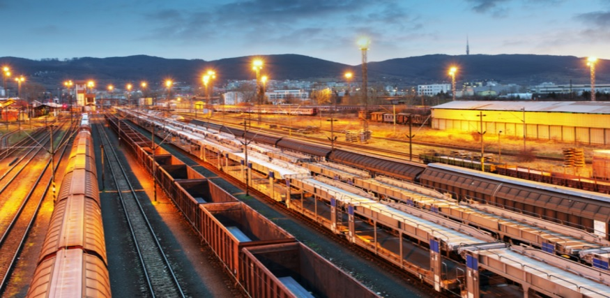Innovation in rail freight
