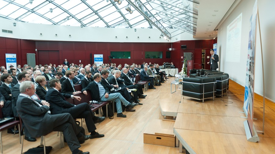 Venue | European Rail Summit 2017