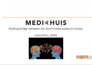 Building bridges between the Dutch media audience surveys