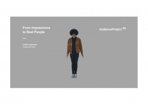 From Impressions to Real People