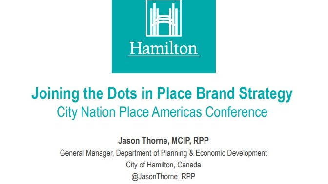 Joining the dots in place brand strategy: Creating and implementing a cohesive place brand vision through collaboration