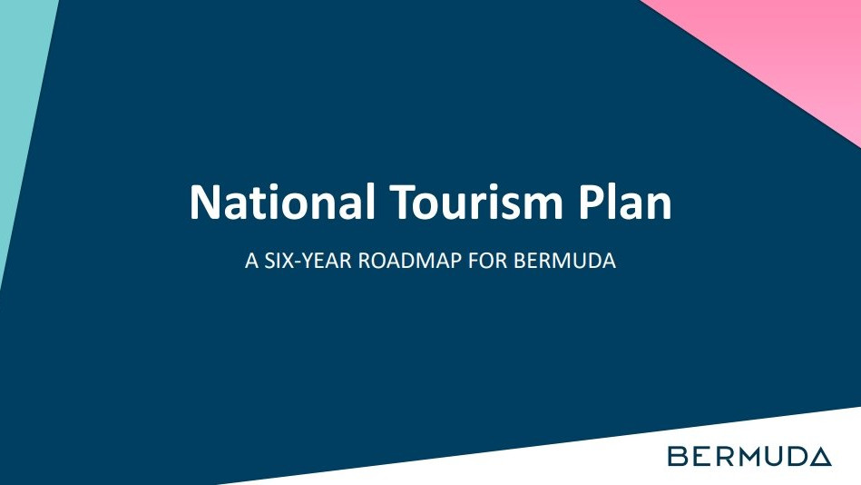 Case study: Building Bermuda's sustainable future through a six-year tourism development plan
