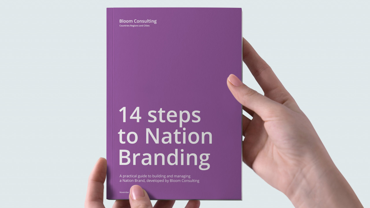 14 Steps to Nation Branding