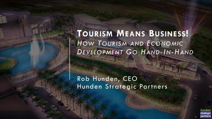 Tourism Means Business: How Economic Development is Generated by Destination Development