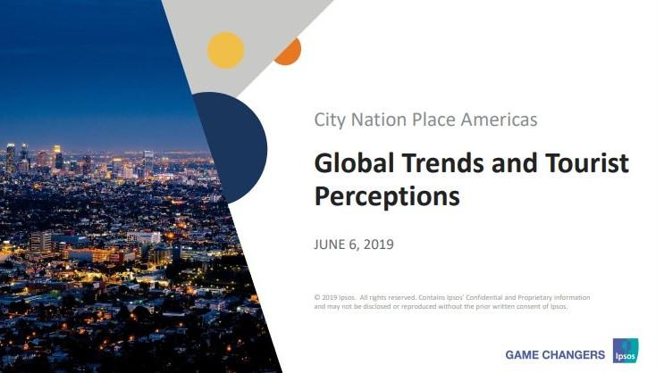 Global Trends and International Perceptions of Key Destinations: How data can inform international marketing strategies