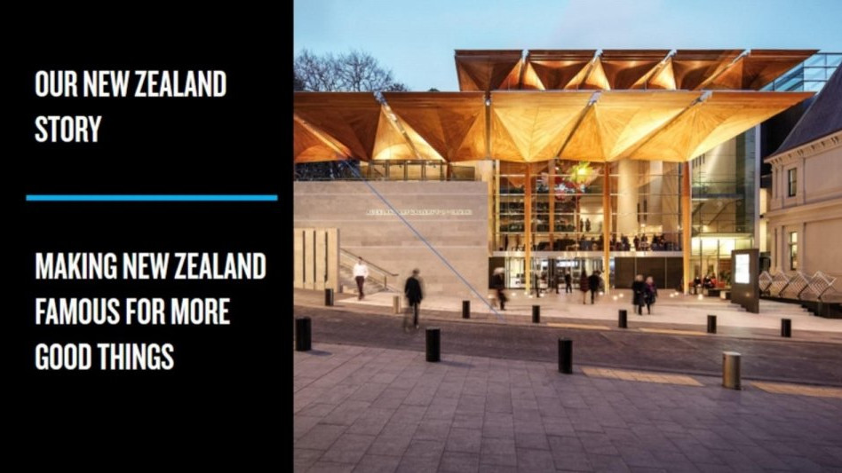 The New Zealand Story: Building a place brand strategy with a long-term vision