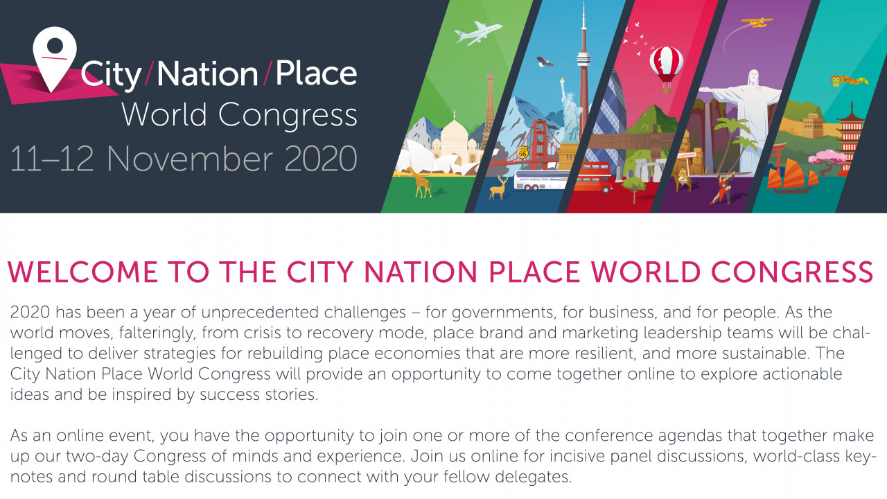 Welcome to the City Nation Place World Congress