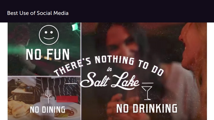 There's No Nightlife in Utah