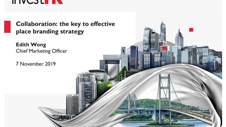 Gaining regional advantages through collaboration: Hong Kong