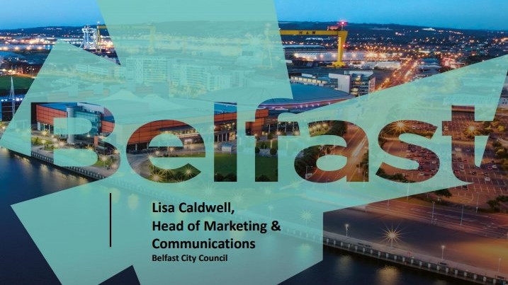 Rebranding a place with residents, businesses and employees at the heart of the strategy