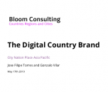 Bloom Consulting - The Digital Country Brand