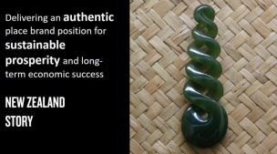 Delivering an authentic place brand position for sustainable prosperity and long-term economic success