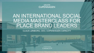 An international social media masterclass for place brand leaders