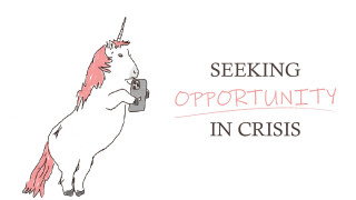 Seeking opportunity in crisis