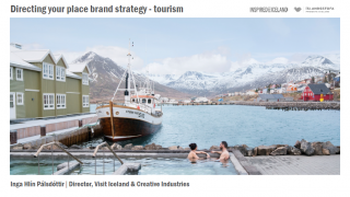 Directing your place brand strategy - tourism - Promote Iceland