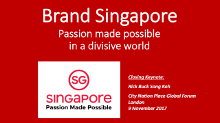 Closing Keynote: Nation Branding in a Divisive World