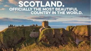 Launching Brand Scotland
