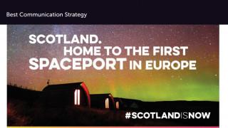 Scotland is Now Best Communication Strategy Finalist