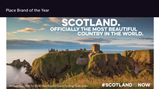 Brand Scotland Place Brand of the Year Finalist