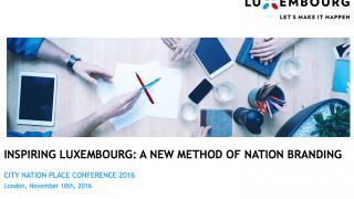 Inspiring Luxembourg: Sasha Baillie