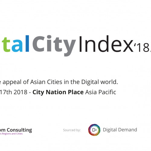 Everything starts with a search: A sneak peek into the Digital City Index–Asia