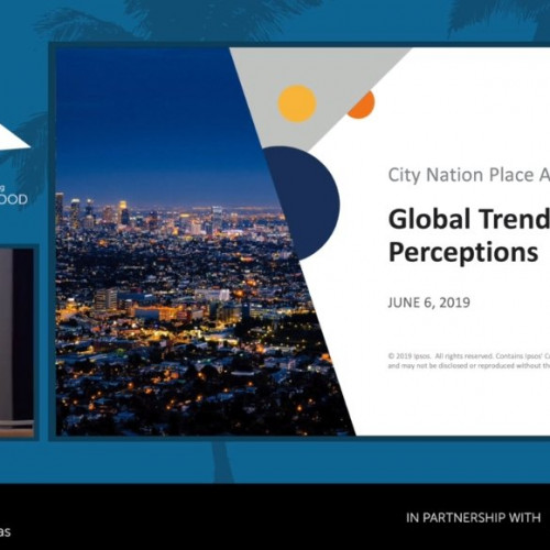 Global Trends and International Perceptions of Key Tourist Destinations: How data can inform international marketing strategies