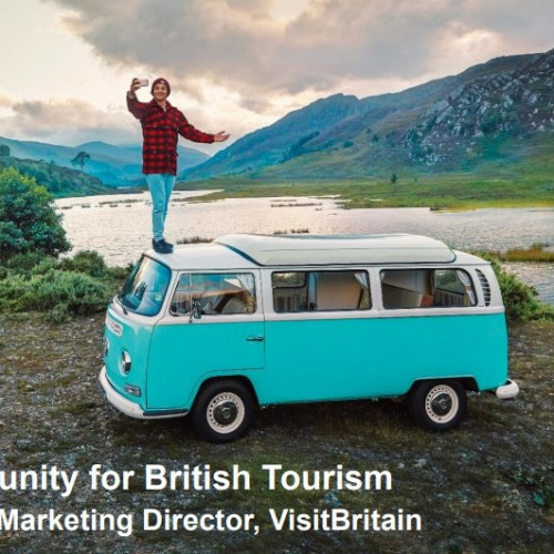 The opportunity for British tourism