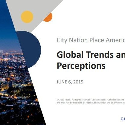 Global Trends and International Perceptions of Key Destinations: How data can inform international marketing strategies