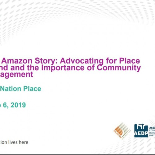 Advocating for your place brand strategy and its impacts on your community: and why that's so important