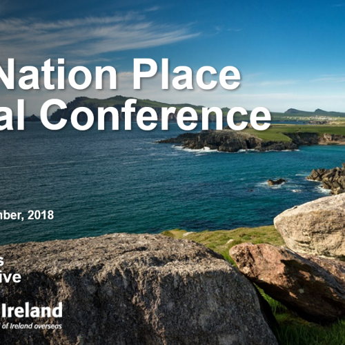 Managing the economics of the impact of tourism: Ireland's place branding story