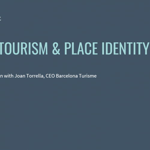 Over tourism and place identity