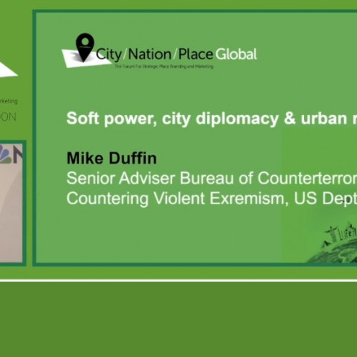 Soft power, city diplomacy and urban resilience