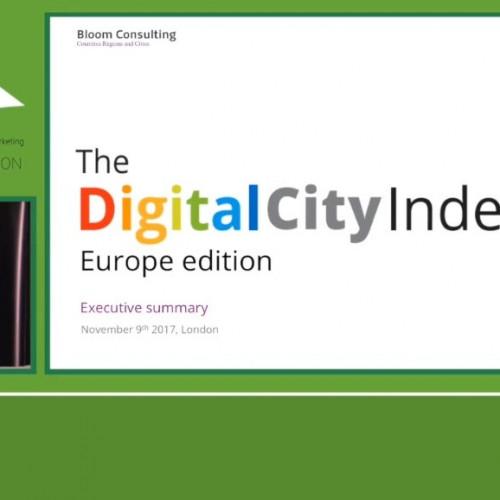 The Digital City Index 2017