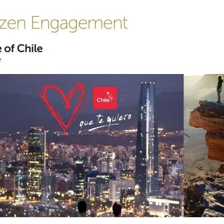 Chile: Image of Chile Best Citizen Engagement 2017 Finalist