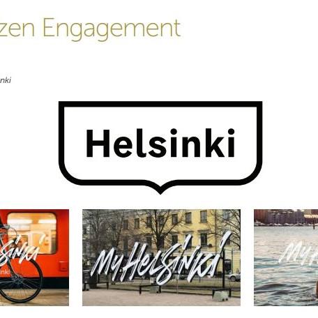 Helsinki Best Citizen Engagement 2017 Winner