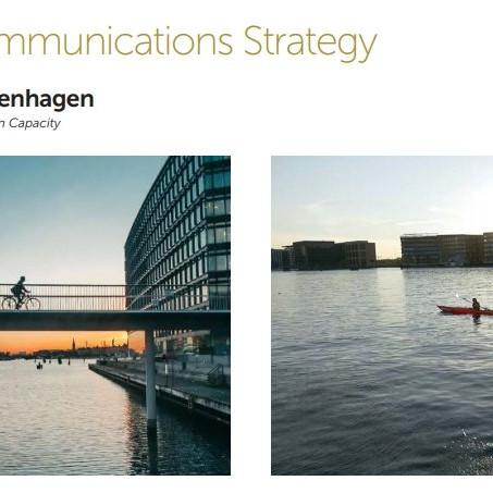 Greater Copenhagen Best Communications Strategy 2017 Finalist