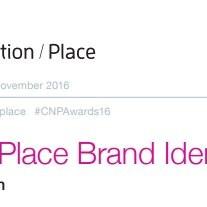 Make Something Edmonton - Best Place Identity 2016 Award Winner