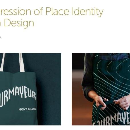 Courmayeur Best Expression of Place Identity Through Design 2017 Finalist
