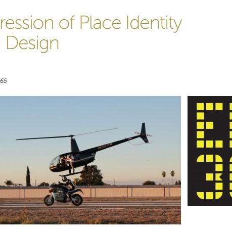 Eindhoven Best Expression of Place Identity Through Design 2017 Finalist