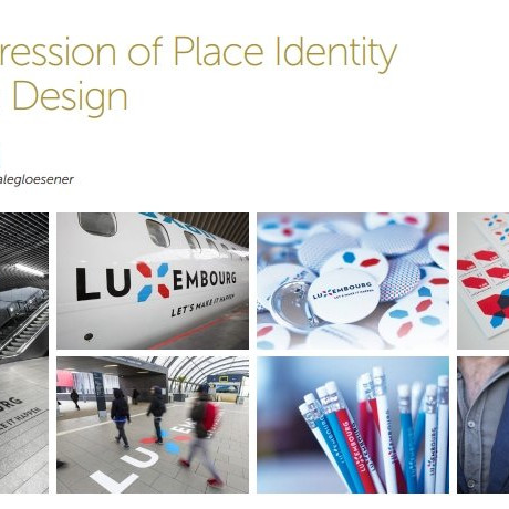 Luxembourg Best Expression of Place Identity Through Design 2017 Winner