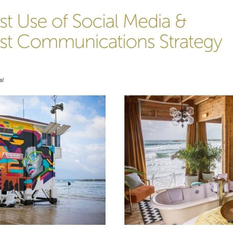 Tel Aviv Best Use of Social Media & Best Communications Strategy 2017 Finalist