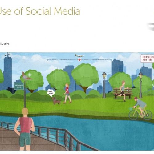 Austin Best Use of Social Media 2017 Finalist