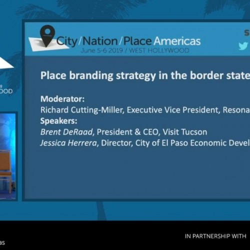 Place branding strategy in the border states